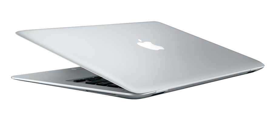Ny opdatering til MacBook Air